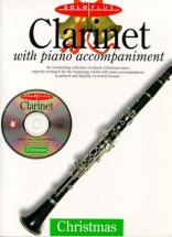 Solo Plus - Christmas Clarinet + Cd