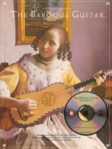 The Baroque Guitar + Cd - Guitar