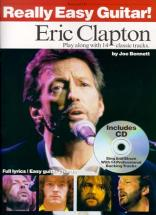 Clapton Eric - Really Easy Guitar + Cd - Guitar Tab