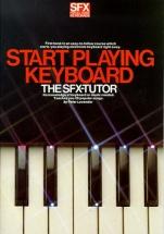 Lavender Peter - Sfx Start Playing Keyboard - The Sfx Tutor - Melody Line, Lyrics And Chords