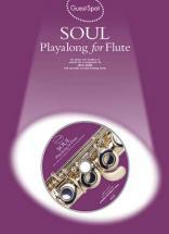 Guest Spot - Soul + Cd - Flute