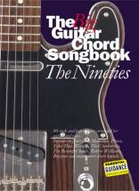 The Big Guitar Chord Songbook - The 90's