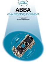 Guest Spot Junior - Abba Easy Playalong - Clarinet