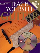 Step One Teach Yourself Guitar + Dvd - Guitar