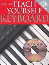 Step One Play Keyboard Book And Dvd - Keyboard