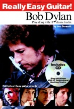Bennett Joe - Bob Dylan - Play Along With 11 Classic Tracks - Guitar