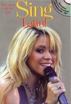Sing Latin - Melody Line, Lyrics And Chords