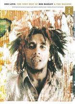 Marley Bob - One Love - Very Best Of - Guitar Tab