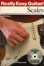 Douse Cliff - Really Easy Guitar Scales - Scales - Guitar