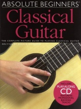 Goodwin Gerald - Absolute Beginners - Classical Guitar
