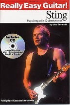 Bennett Joe - Really Easy Guitar! - Sting - Guitar