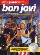 Bon Jovi - Play Guitar With New + Cd - Guitar Tab