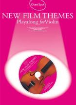 Guest Spot - New Film Themes + Cd - Violon