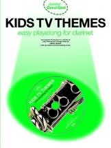 Kids Tv Themes - Junior Guest Spot- Clarinet