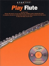Step One Play Flute + Cd