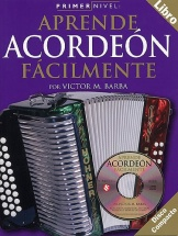 Primer Nivel Aprende Acordeon Facilmente Acdn + Cd - Accordion