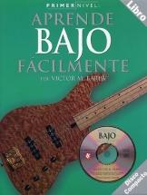 Primer Nivel Aprende Bajo Facilmente B+ Cd - Bass Guitar