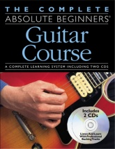 The Complete Absolute Beginners Guitar Course - Cd Pack - Guitar