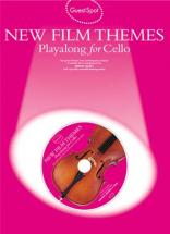 Guest Spot - New Film Themes + Cd - Cello