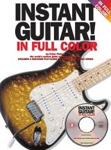 Pickow - Instant Guitar In Full Colour-instruction/tutor Music Book + Cd - Guitar