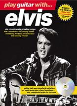 Presley Elvis - Play Guitar With - Bonus + Cd - Guitar Tab