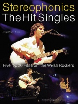 Stereophonics The Hit Singles - Five Top 20 Hits From The Welsh Rockers Arranged- Pvg