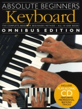 Absolute Beginner Keyboard + Cd - Bks.1 And 2 - Keyboard