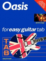 Oasis For Easy Guitar Tab Revised Edition - Guitar Tab