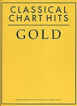 Classical Chart Hits Gold - Piano Solo