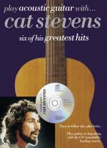 Play Guitar With Cat Stevens + Cd - Guitare Tab