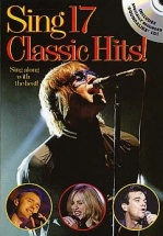 Sing 17 Classic Hits! Mlc + Cd - Sing Along With The Best! - Melody Line, Lyrics And Chords