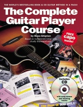Complete Guitar Player Course Pack - Guitar