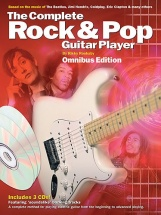 Rikky Rooksby - Complete Rock And Pop Guitar Player Omnibus Edition Gt - Guitar