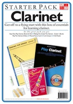 In A Box Starter Pack + Cd - Clarinet