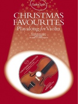 Guest Spot - Christmas Favourites Playalong For Violin + Cd - Violin