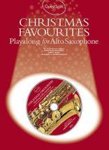 Guest Spot - Christmas Favorites + Cd - Saxophone Alto