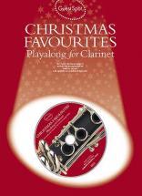 Guest Spot - Christmas Favorites + Cd - Clarinet