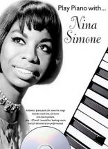 Simone Nina - Play Piano With + Cd