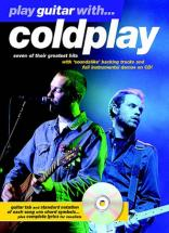 Coldplay - Play Guitar With + Cd - Guitar Tab