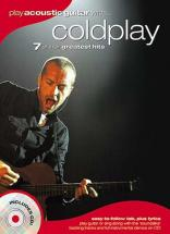 Coldplay - Play Acoustic Guitar With + Cd - Guitar Tab