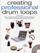 Roscetti Ed - Creating Professional Drum Loops - Percussion