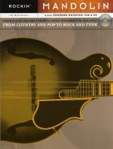 Bob Grant Rockin' Mandolin + Cd - Mandolin