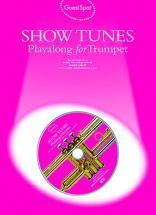 Guest Spot - Show Tunes + Cd - Trompette