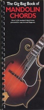 The Gig Bag Book Of Mandolin Chords - Mandolin