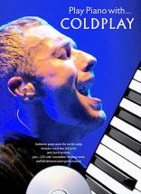Coldplay - Play Piano With + Cd