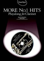 Guest Spot - More N°1 Hits + Cd - Clarinet