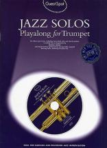 Guest Spot - Jazz Solos + Cd - Trompette