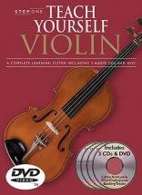 Teach Yourself Violin + 3 Cd and Dvd