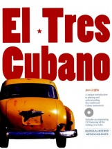 Griffin Jon - El Tres Cubano [with Audio Cd] - Guitar