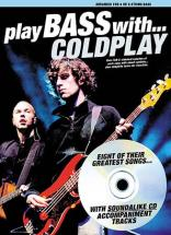 Coldplay Play Bass With Cd